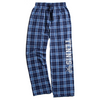 Tennis Columbia Blue Flannel Pants