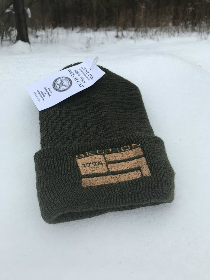 OD Green Watch Cap