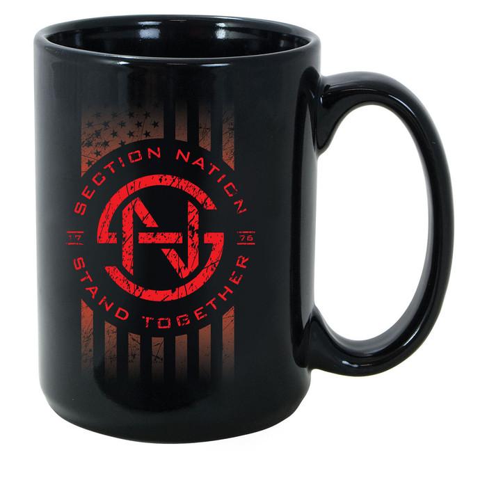 SN  Mug - Red