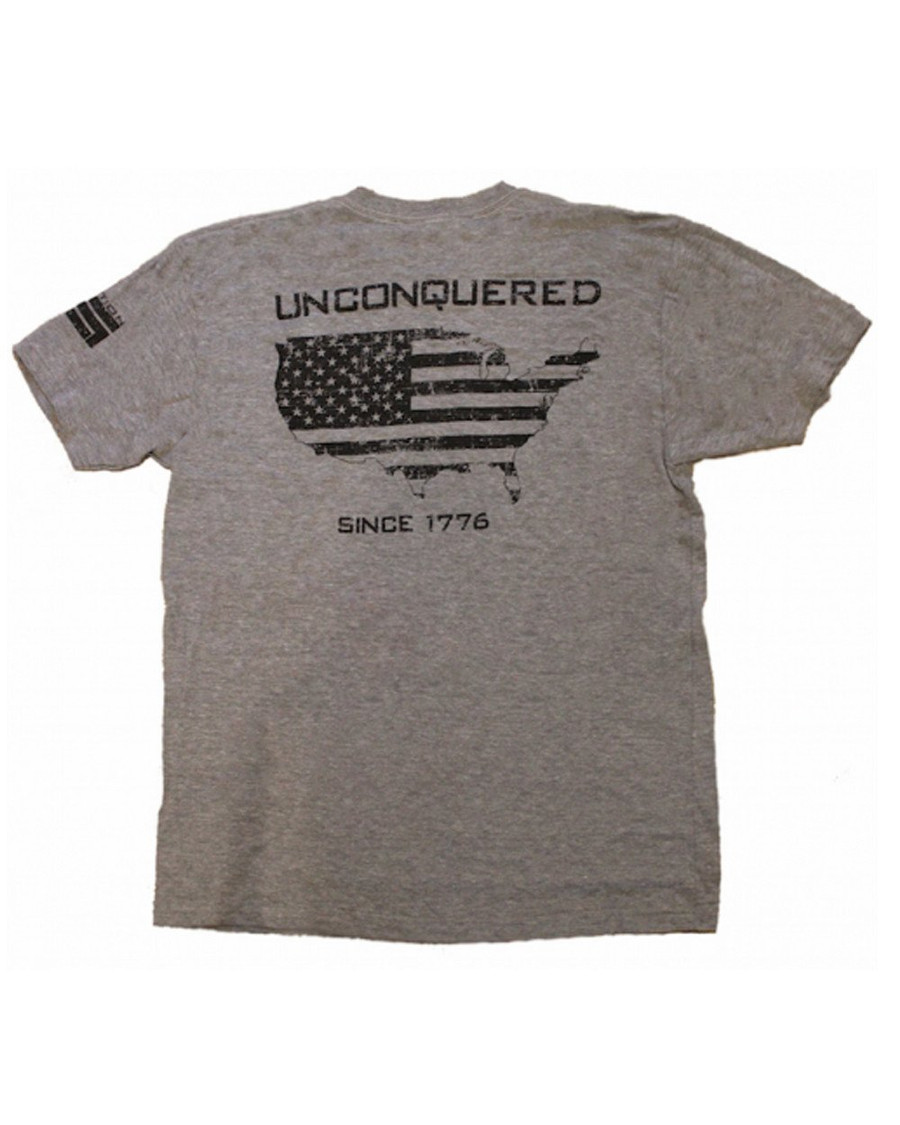 Unconquered Short Sleeve