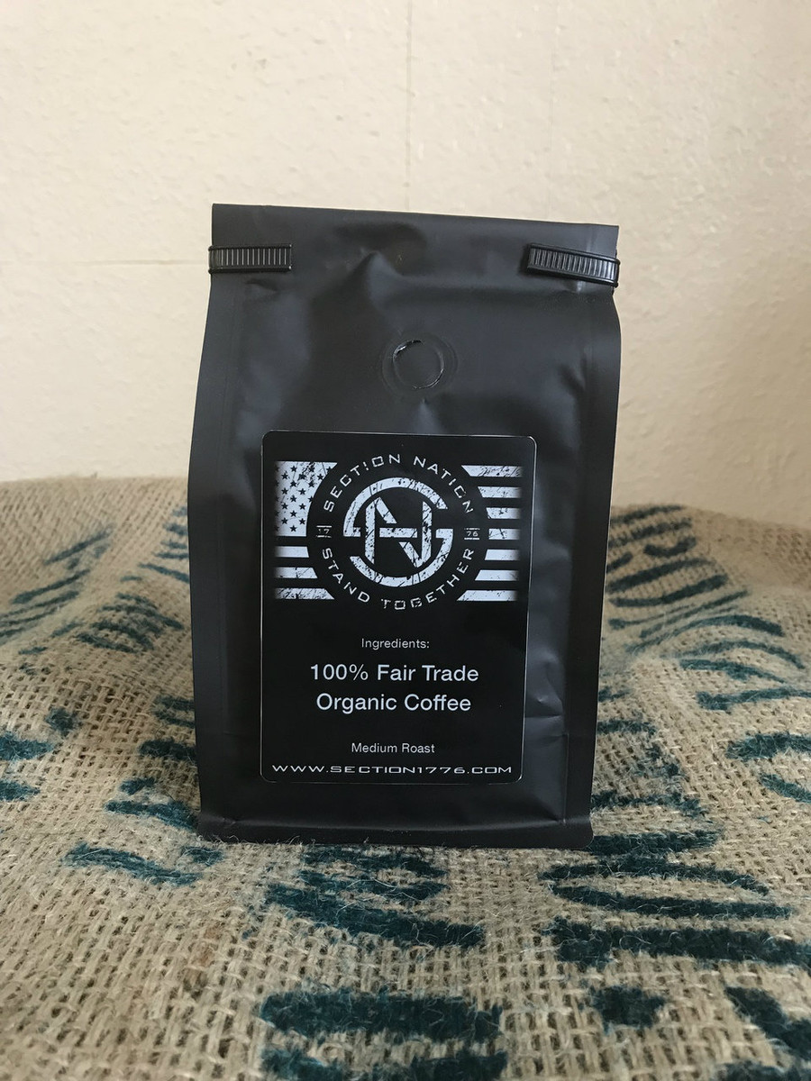 A medium roast coffee the entire Section Nation will love.
