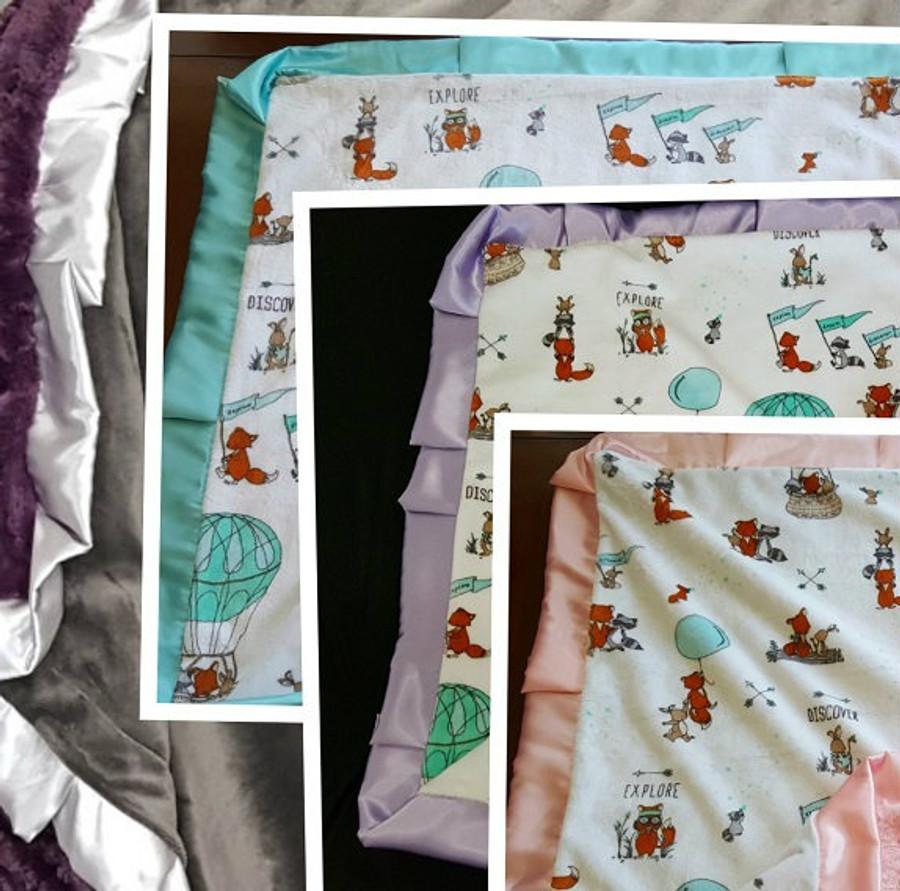 Elephants Blanket