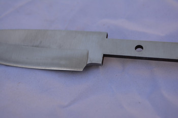 Boge blade with Brass Guard, Stainless Steel