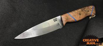 Hillbilly Forge Aussie Hunter, handmade knife