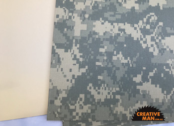 Kydex for sheaths, Digital Camo 2 mm