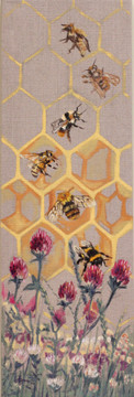 Great British Bee Count Exhibition by Artfinder