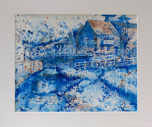 Surrey Blue Series: Farnham Maltings View