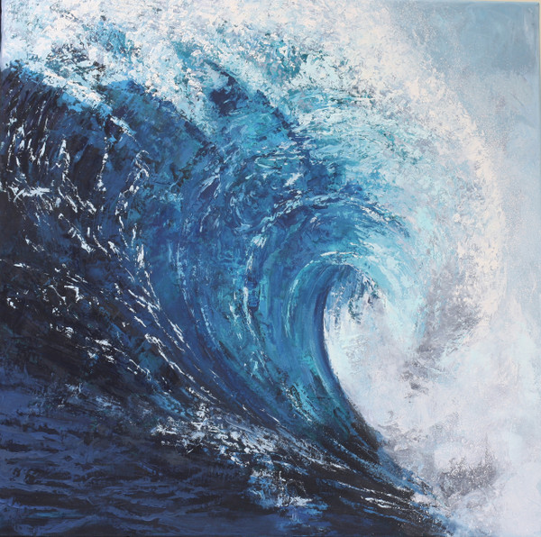 Tsunami and the Great Wave