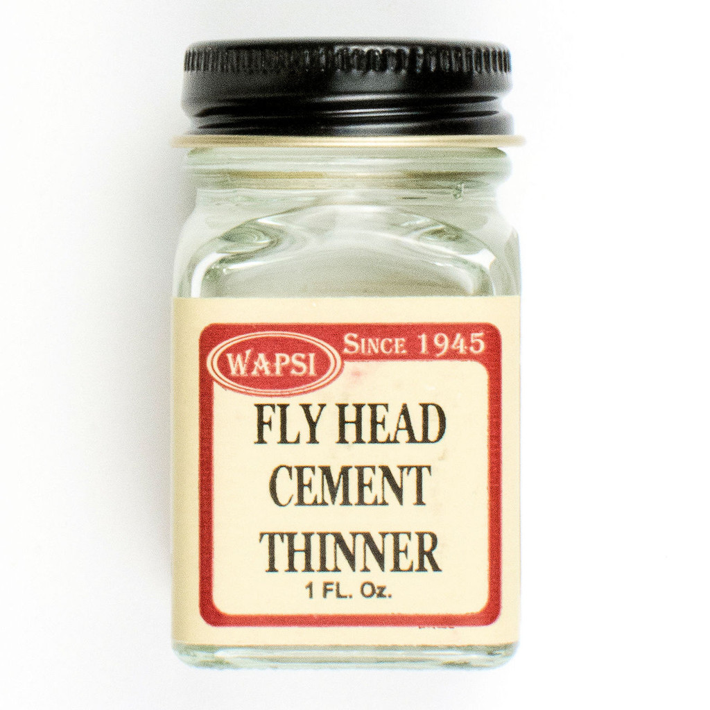 Wapsi Fly Head Cement Thinner