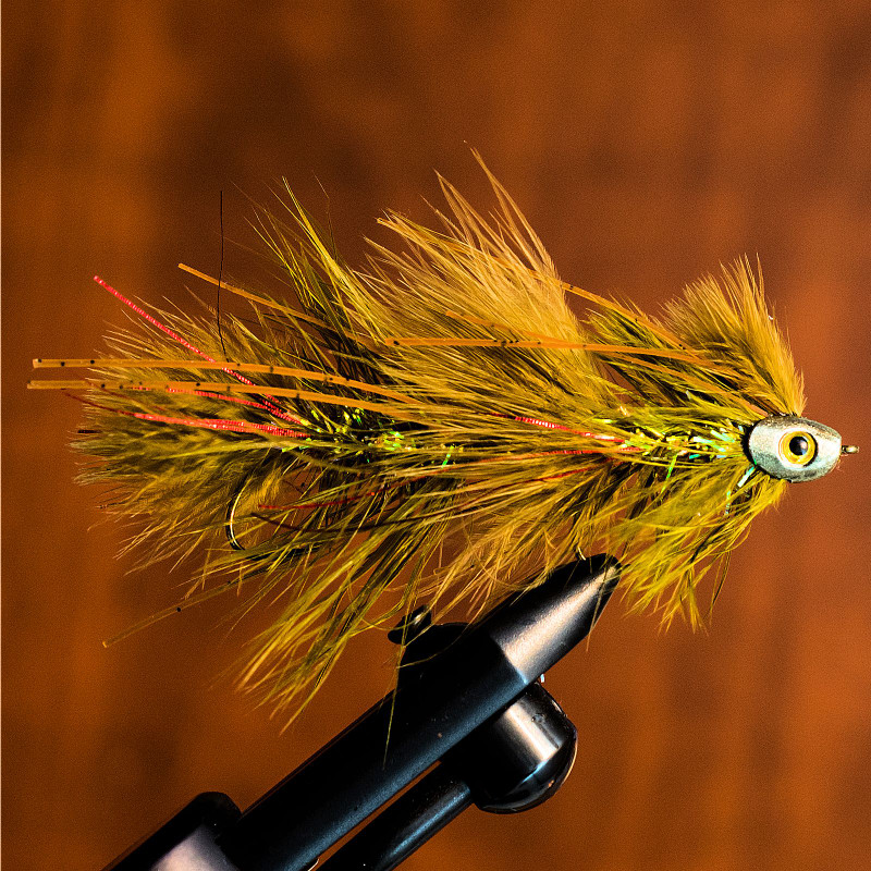 Tie Some Articulated Smallmouth Streamers