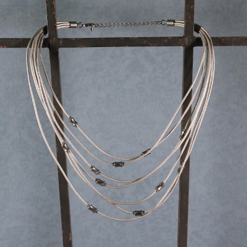 Pleasant Strands Necklace