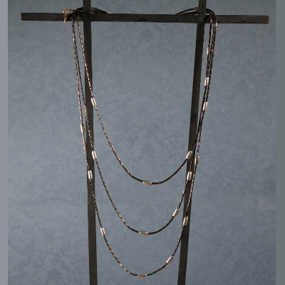 Medusa Strands Necklace