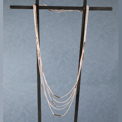 Silken Strands Necklace