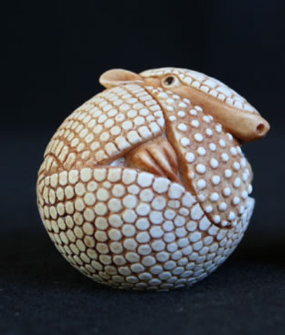 AB C - 2009 Armadillo Brown Faced-Redemption Piece (Solid)