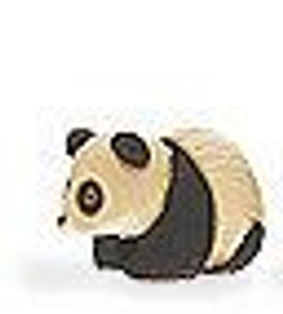 AR C - Bear - Panda, Baby #313