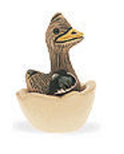 AR C - Bird - Ostrich, Baby in Egg #350C