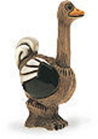 AR C - Bird - Ostrich, Baby Standing #350B