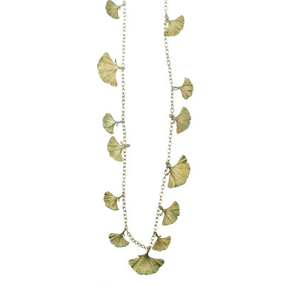 Ginkgo Tailored Necklace