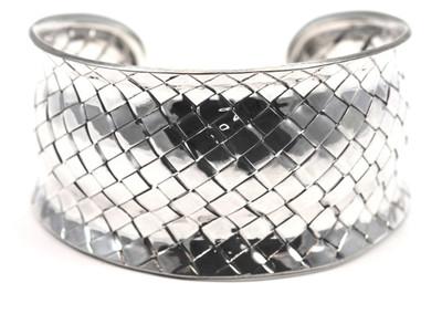 Anya Domed Cuff Bracelet