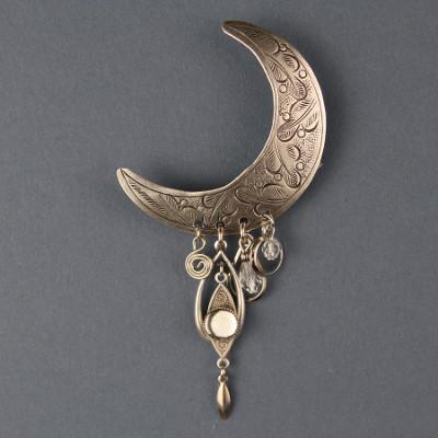 Lunar Landings Pin