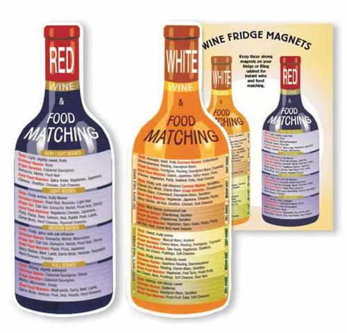 Wine Bottle Fridge Magnets