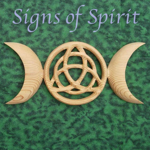 Wiccan And Pagan Paths Triple Moon Goddess Signs Of Spirit