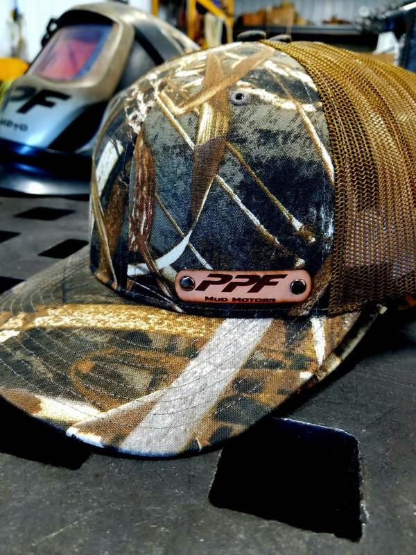 Max5 Richardson 112 Cap w/ leather PPF patch