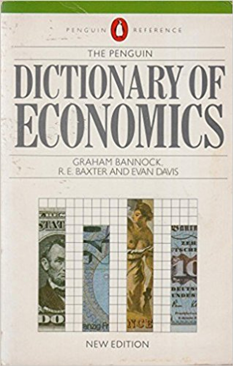 Bannock, Graham / The Penguin Dictionary of Economics