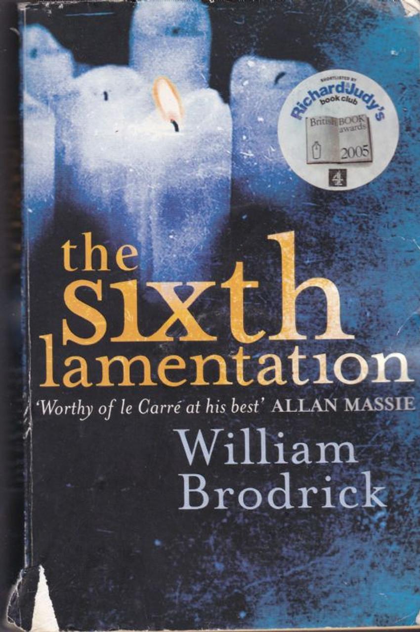 the sixth lamentation brodrick william