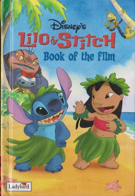 Disney / Lilo & Stitch Book of the Film