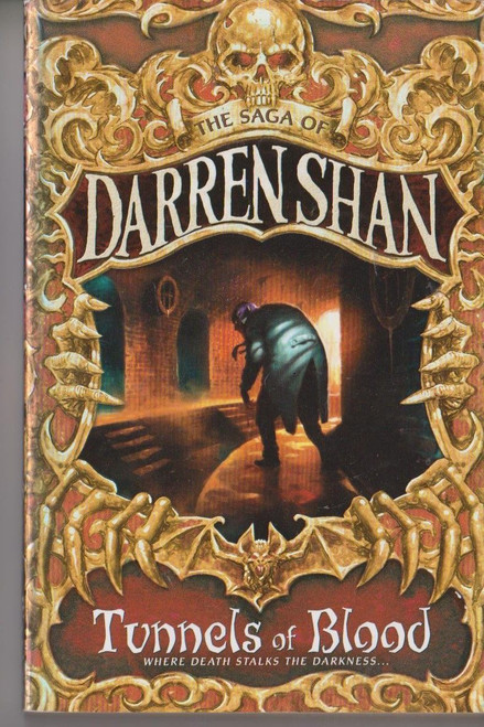Shan, Darren / Tunnels of Blood