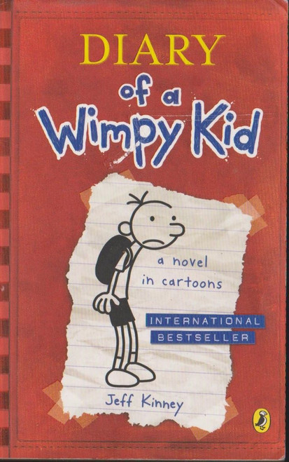 Kinney, Jeff / Diary of a Wimpy Kid