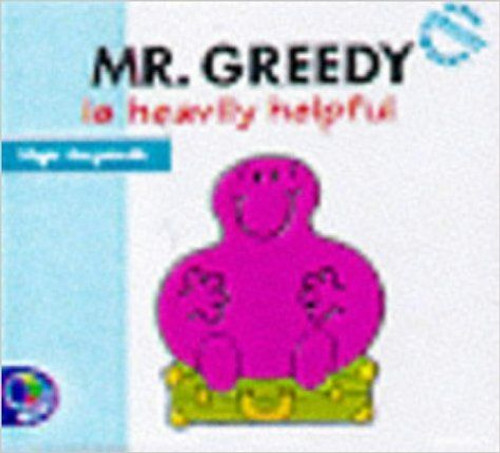 Mr Men and Little Miss, Mr. Greedy is Helpfully Heavy