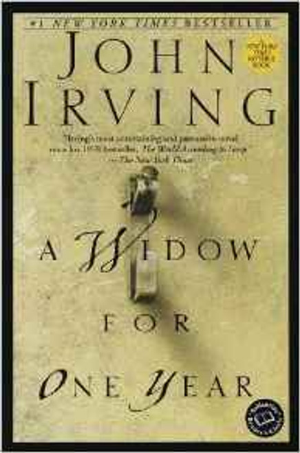 Irving, John / A Widow for One Year