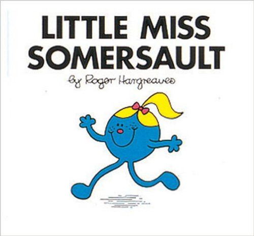 Mr Men and Little Miss, Little Miss Somersault