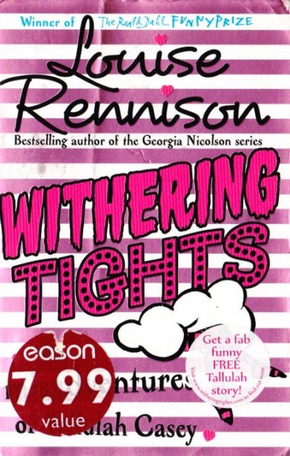 Rennison, Louise / Withering Tights
