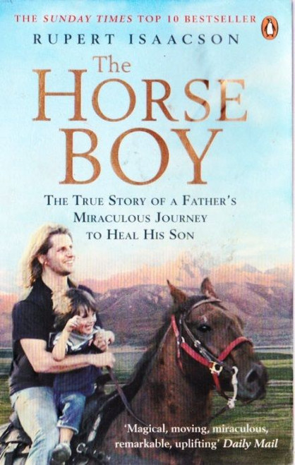 Isaacson, Rupert / The Horse Boy