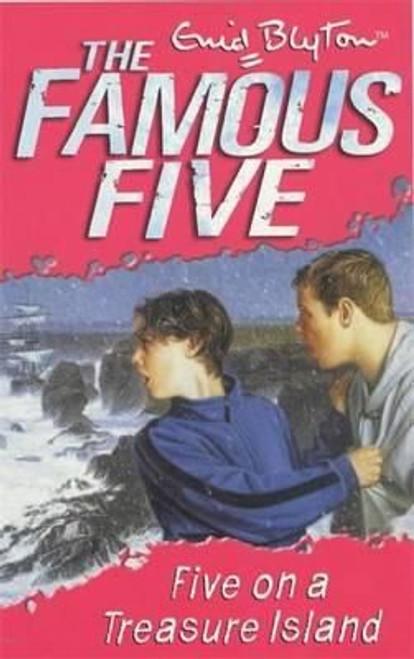 Blyton, Enid / The Famous Five, Five on a Treasure Island