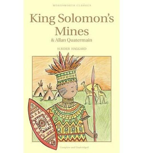 Haggard, H. Rider / King Solomon's Mines & Allan Quatermain