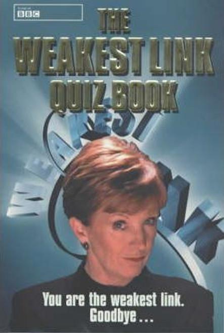 The Weakest Link Quiz Book
