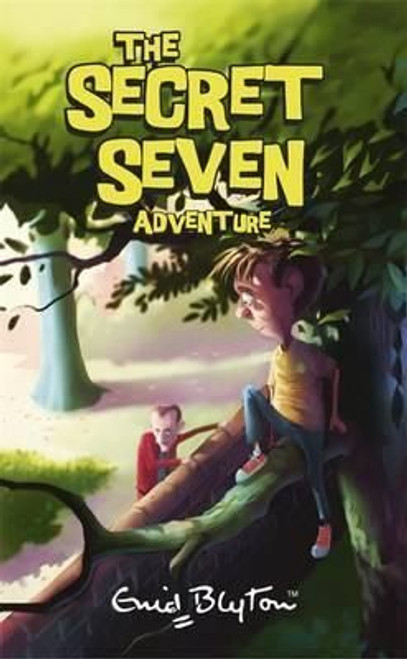 Blyton, Enid / The Secret Seven Adventure