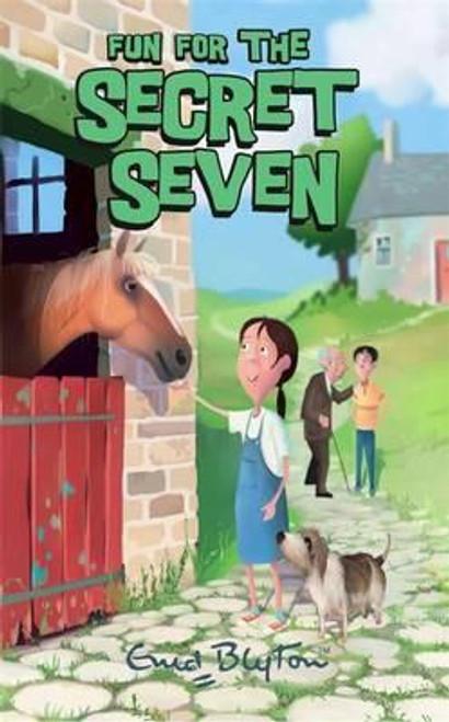 Blyton, Enid / The Secret 7: Fun for the Secret Seven