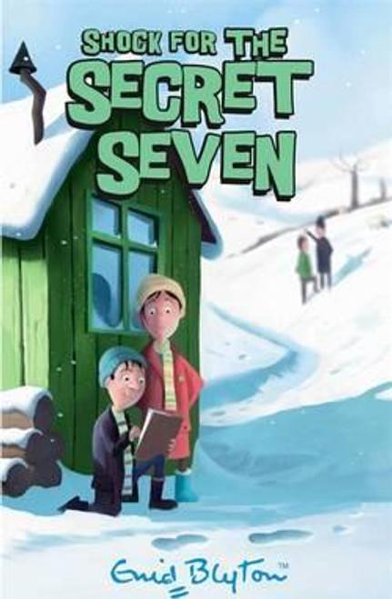 Blyton, Enid / The Secret 7: Shock for the Secret Seven
