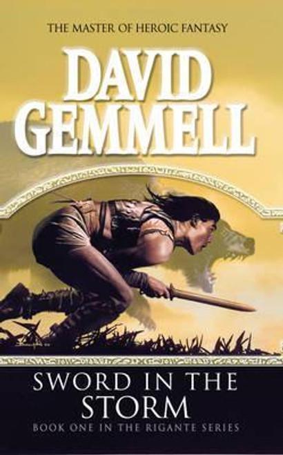 Gemmell, David / Sword in the Storm