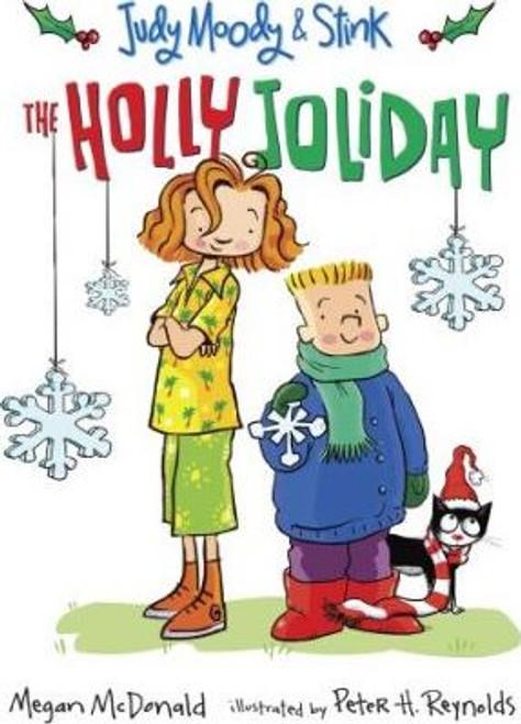 McDonald, Megan / Judy Moody The Holly Joliday