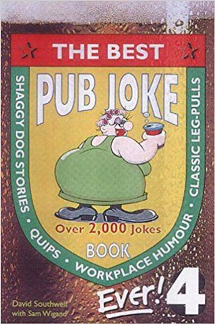 The Best Pub Joke Book Ever!: No. 4
