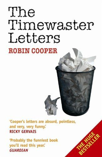 Cooper, Robin / The Timewaster Letters