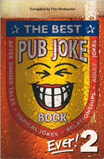 The Best Pub Joke Book Ever!: No.2