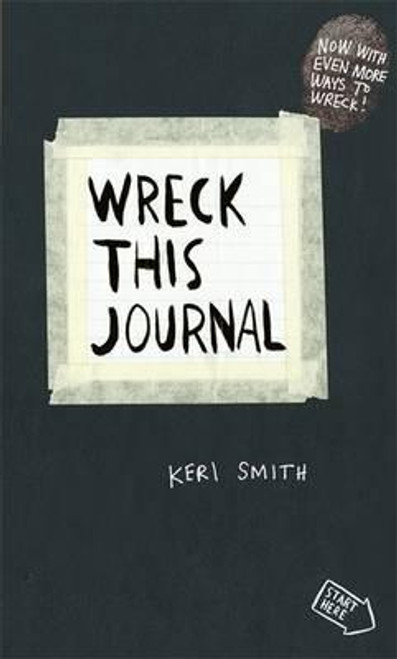 Smith, Keri / Wreck This Journal