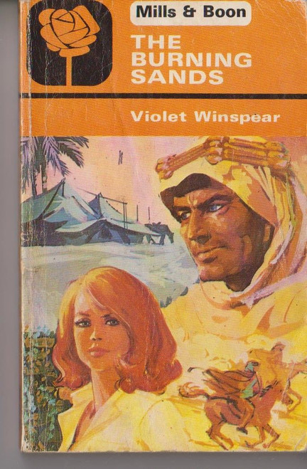 Mills & Boon / The Burning Sands
